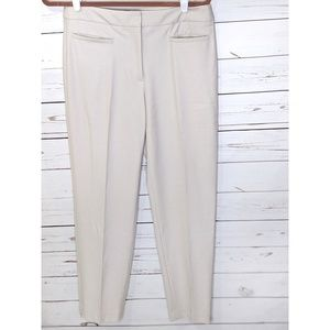 Talbot's | Heritage Cream Tapered Trousers
